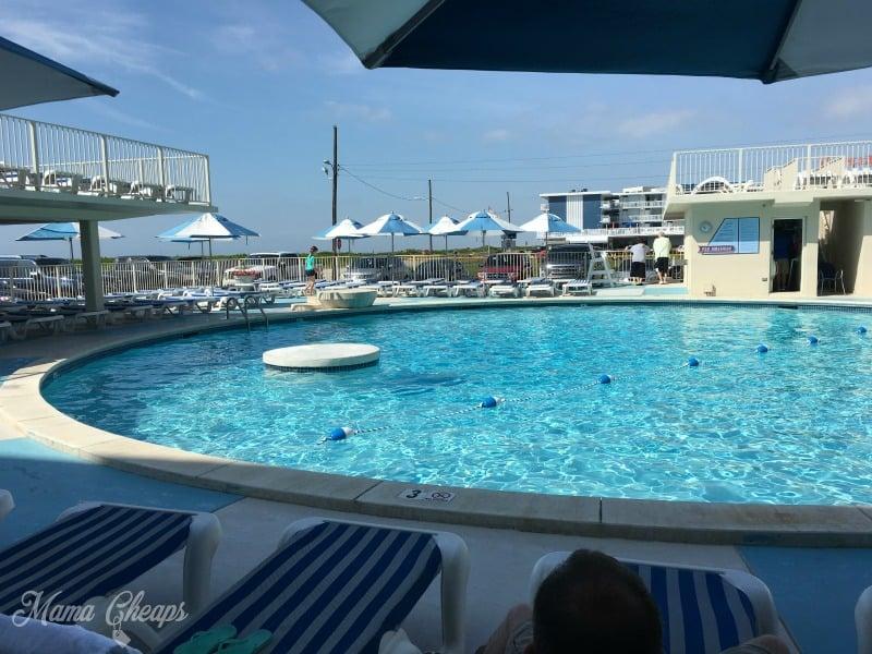 Pan American Hotel Pool