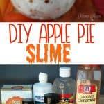 DIY Apple Slime Slime Recipe
