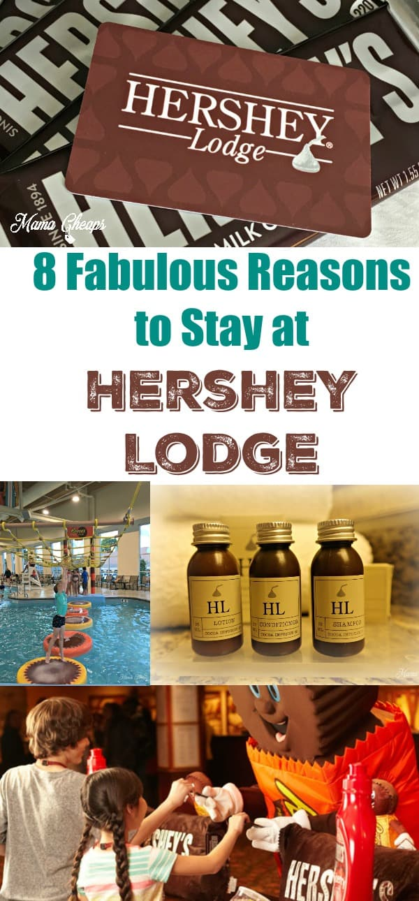 Here are 8 Fabulous Reasons to Stay at Hershey Lodge