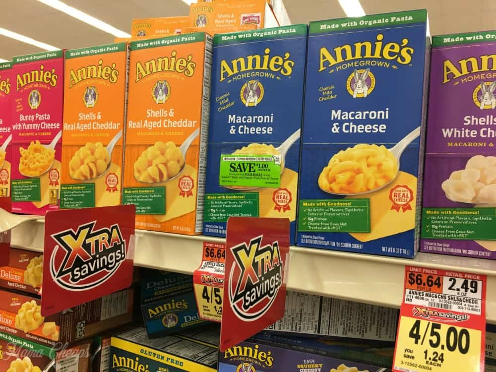 ACME Sale Annies Mac and Cheese