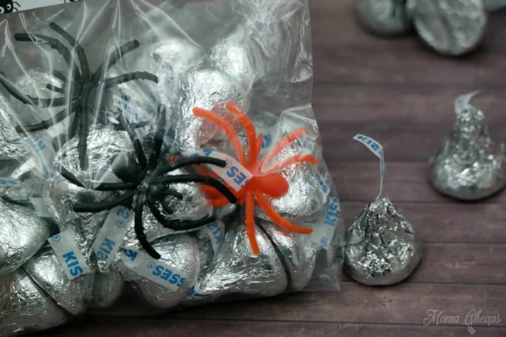 Chocolate and Spiders