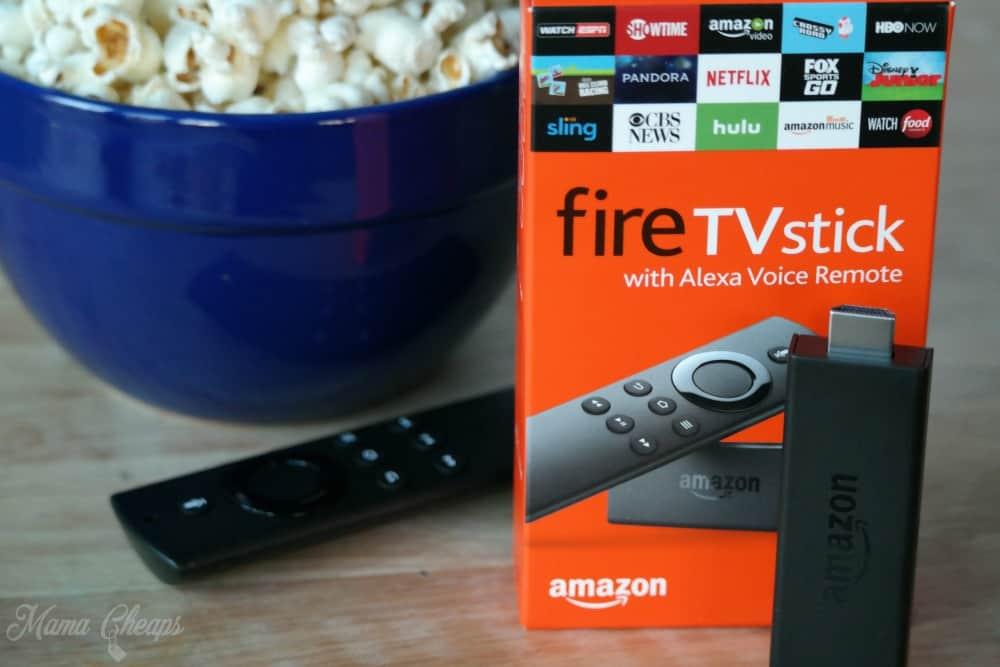 Fire TV Stick Alexa Remote