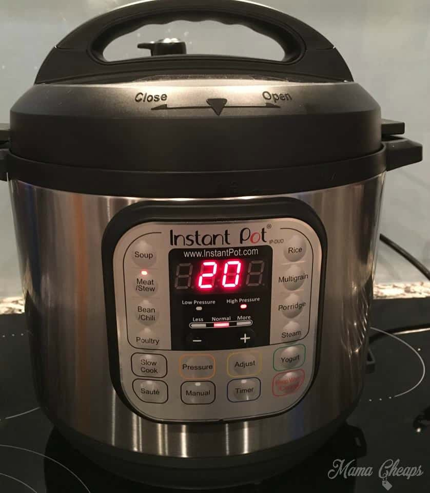 Best Deal on Instant Pot