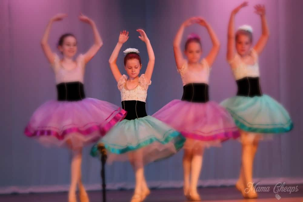 Lily Ballet Recital