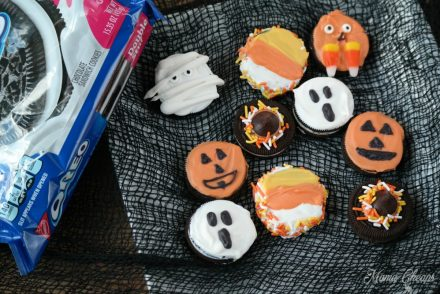 OREO Halloween Cookie Ideas