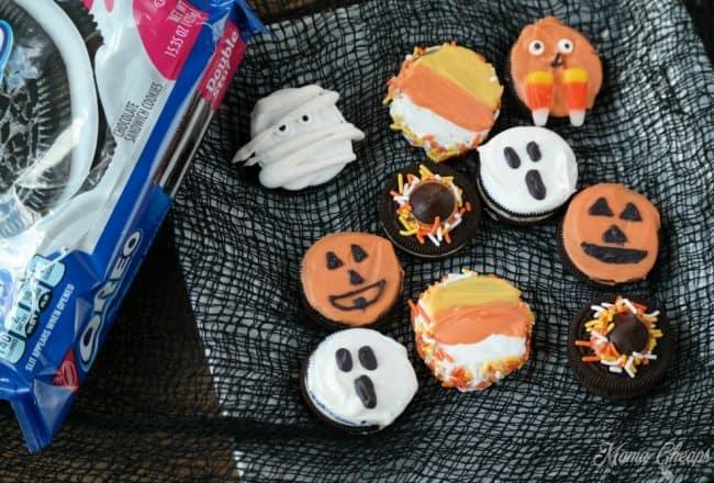 OREO Halloween Cookie Ideas