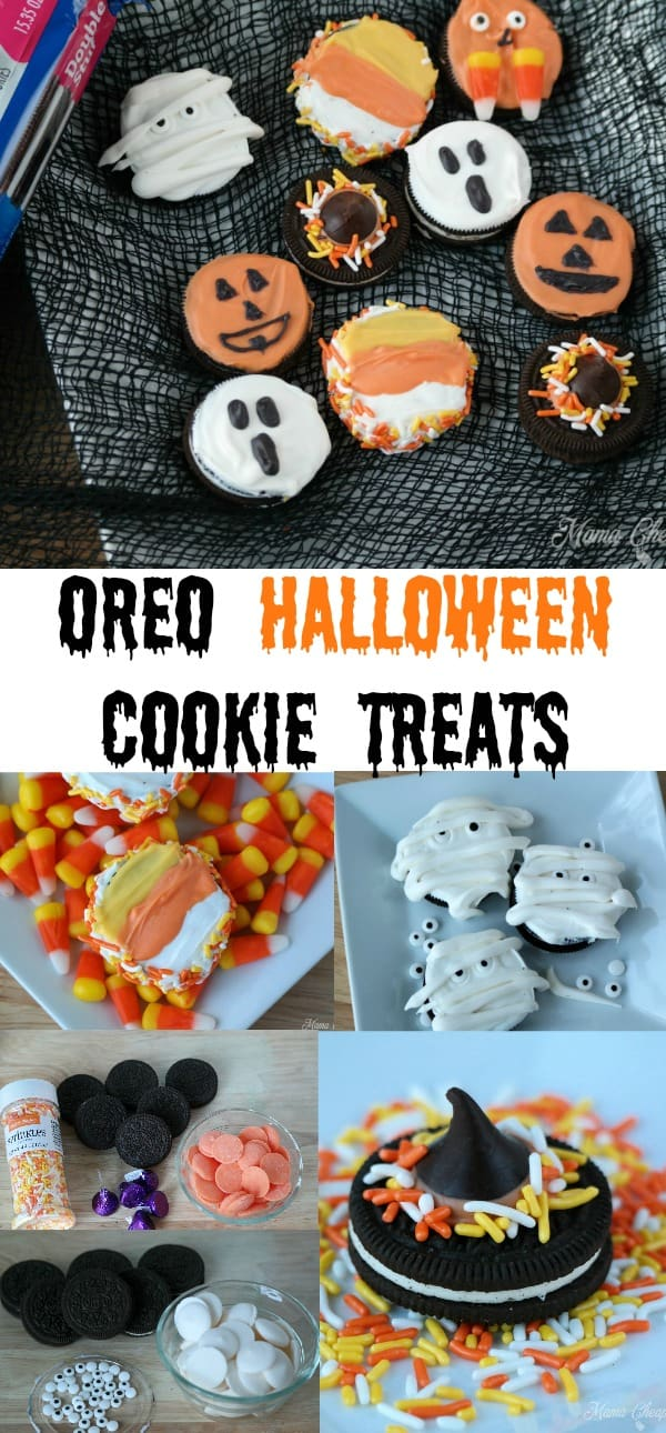 OREO Halloween Cookie Treats