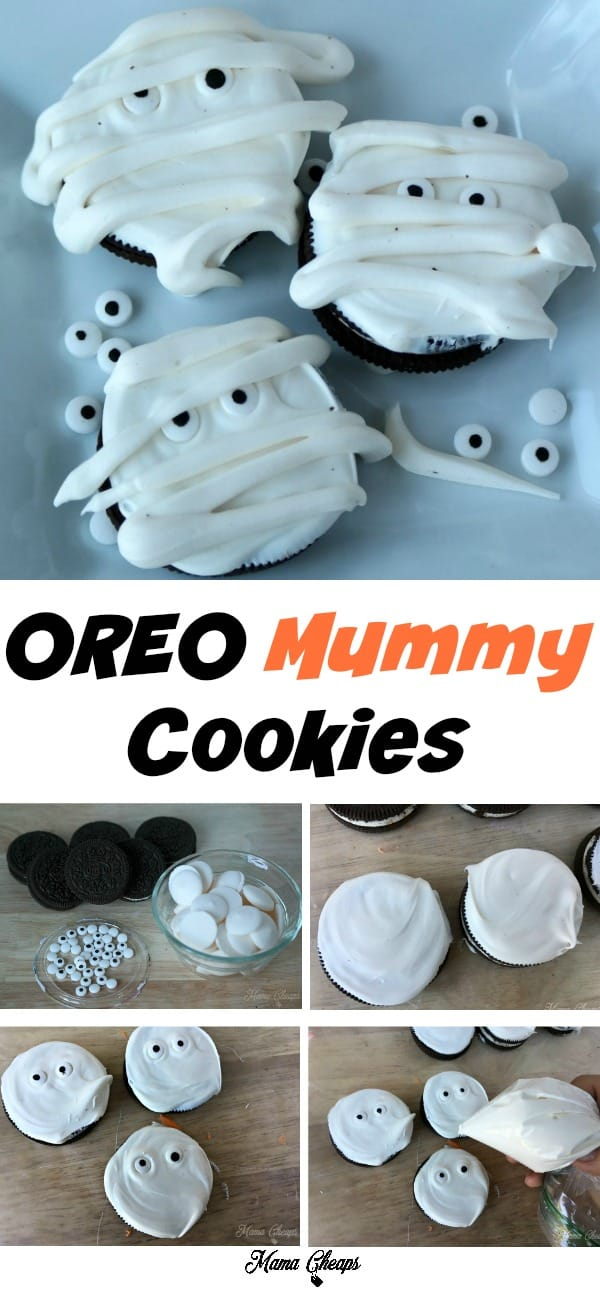 OREO Mummy Cookies
