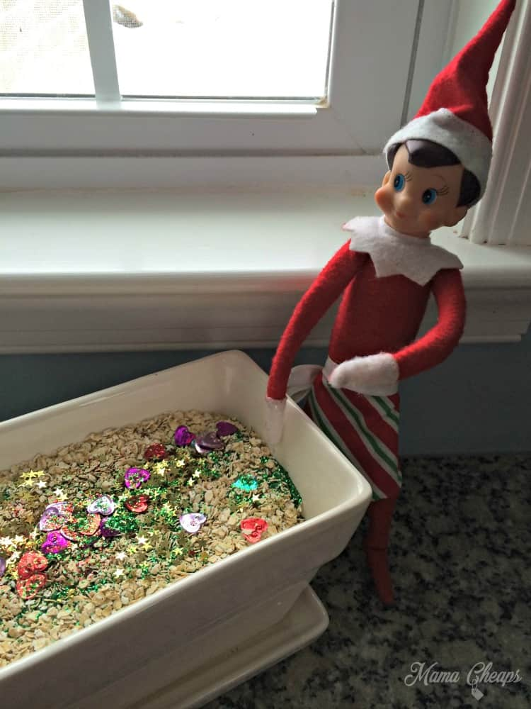 Elf Shelf Magic Garden