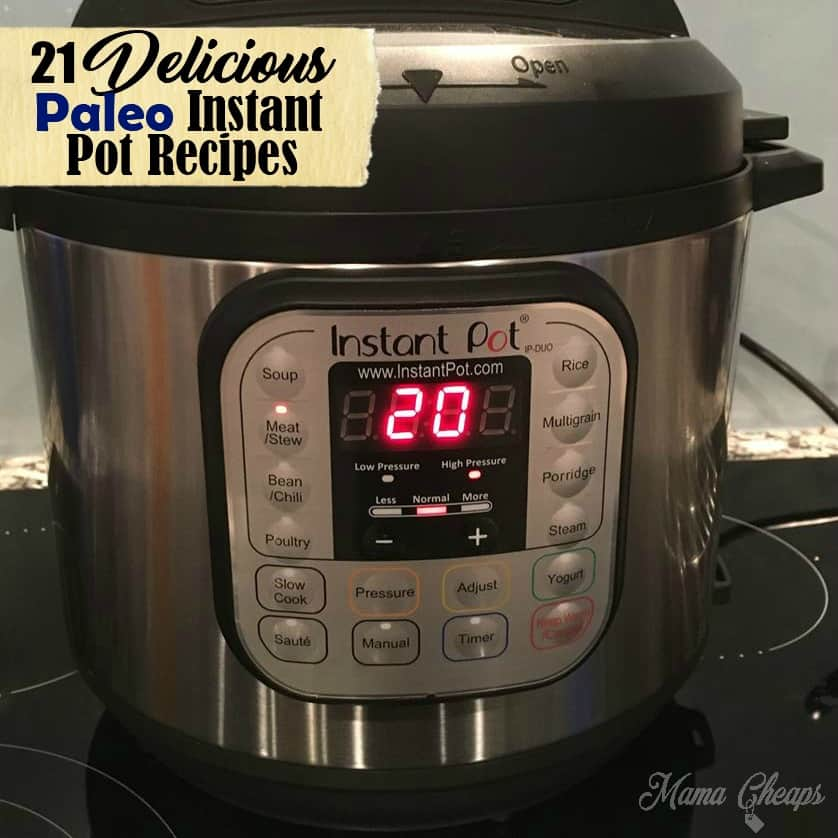 Paleo Instant Pot Recipes