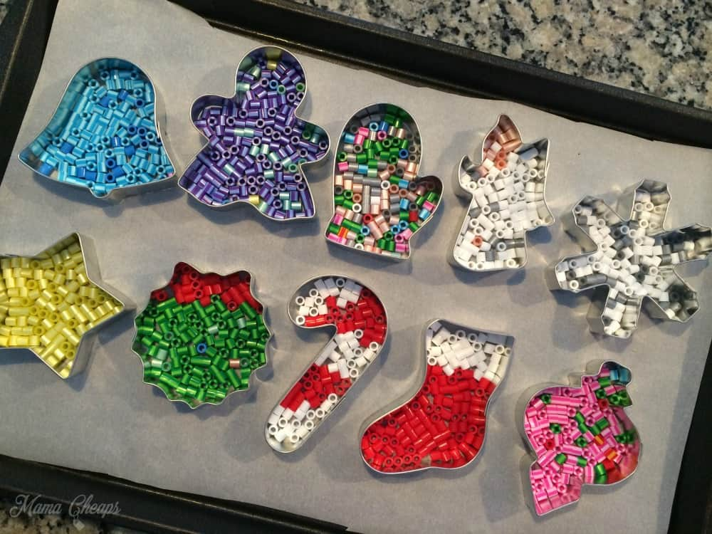Ready to Bake Bead Ornaments
