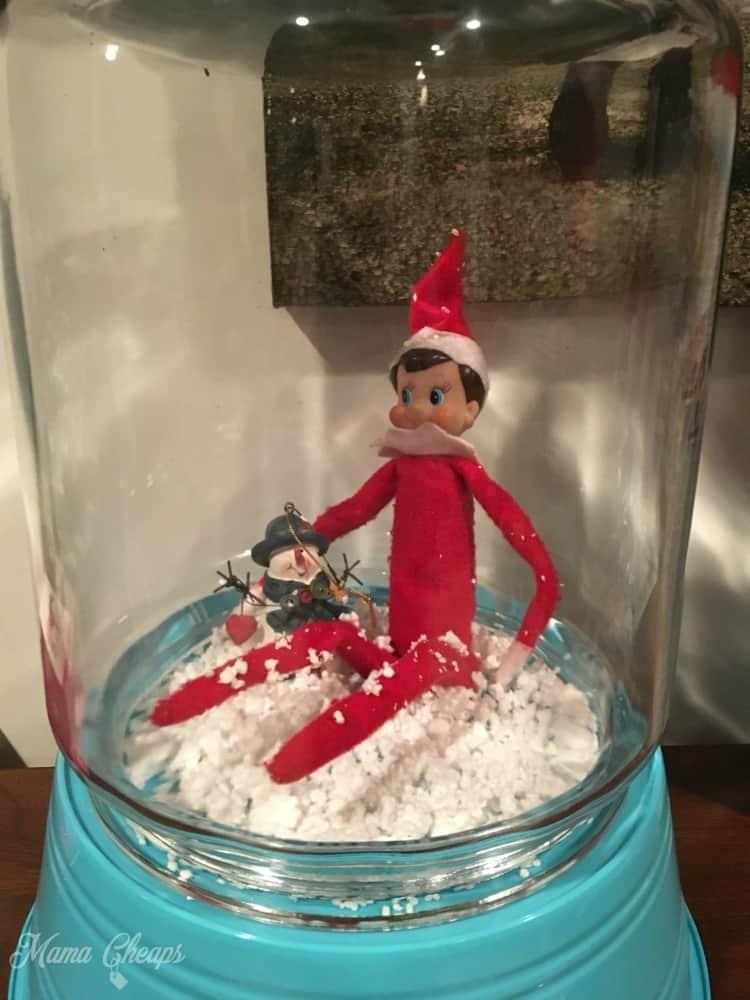 Snowglobe Elf