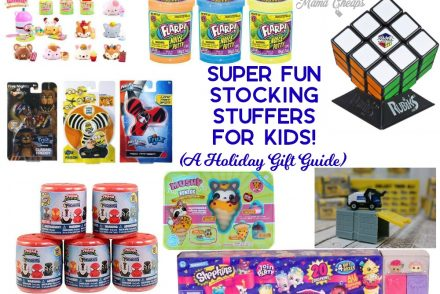 Super Fun STOCKING STUFFERS for Kids! (A Holiday Gift Guide)