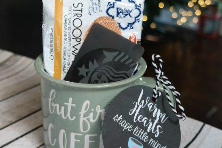 Warm Hearts Coffee Mug