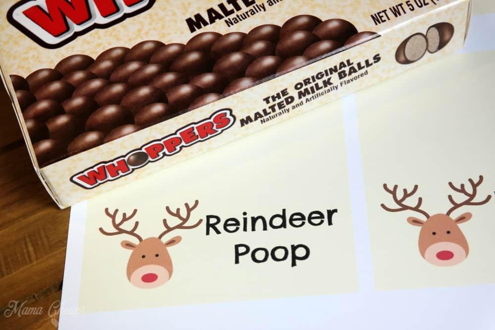 Whoppers Reindeer Poop