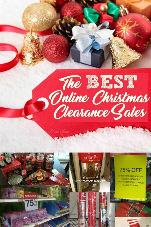 best online christmas clearance