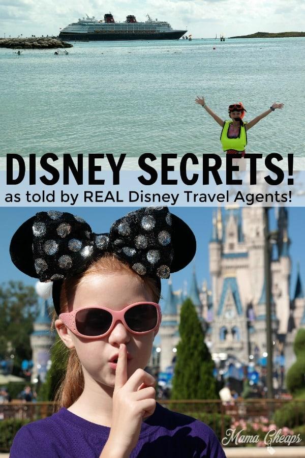 Disney Travel Agent Secrets PIN 2