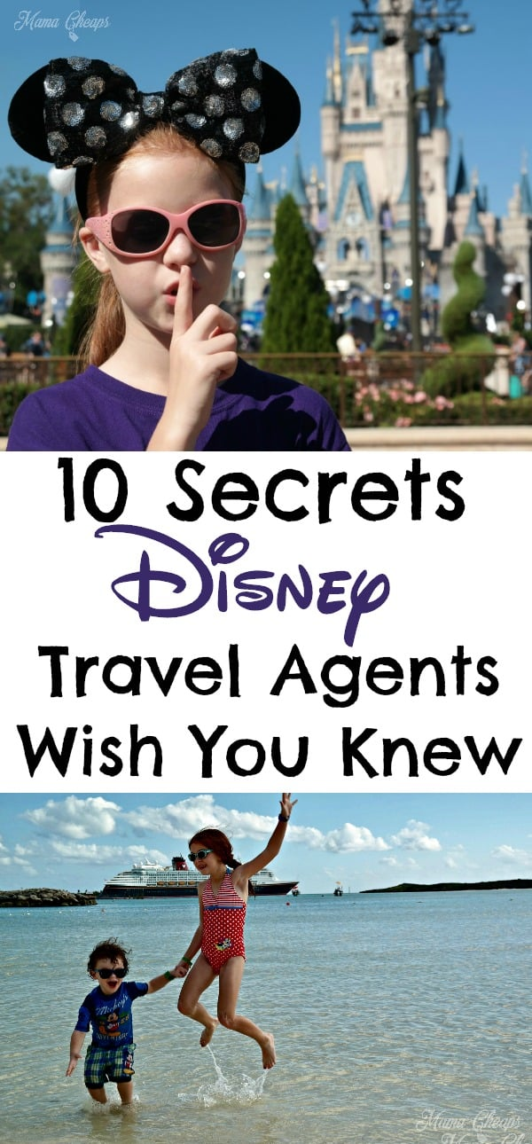 Disney Travel Agent Secrets