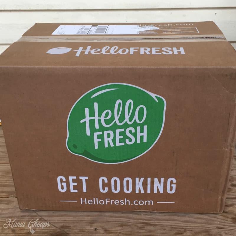 HelloFresh Delivery