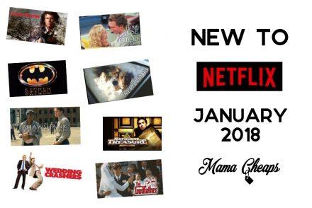 Netflix January 2018