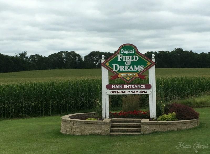 Original Field of Dreams Movie Site