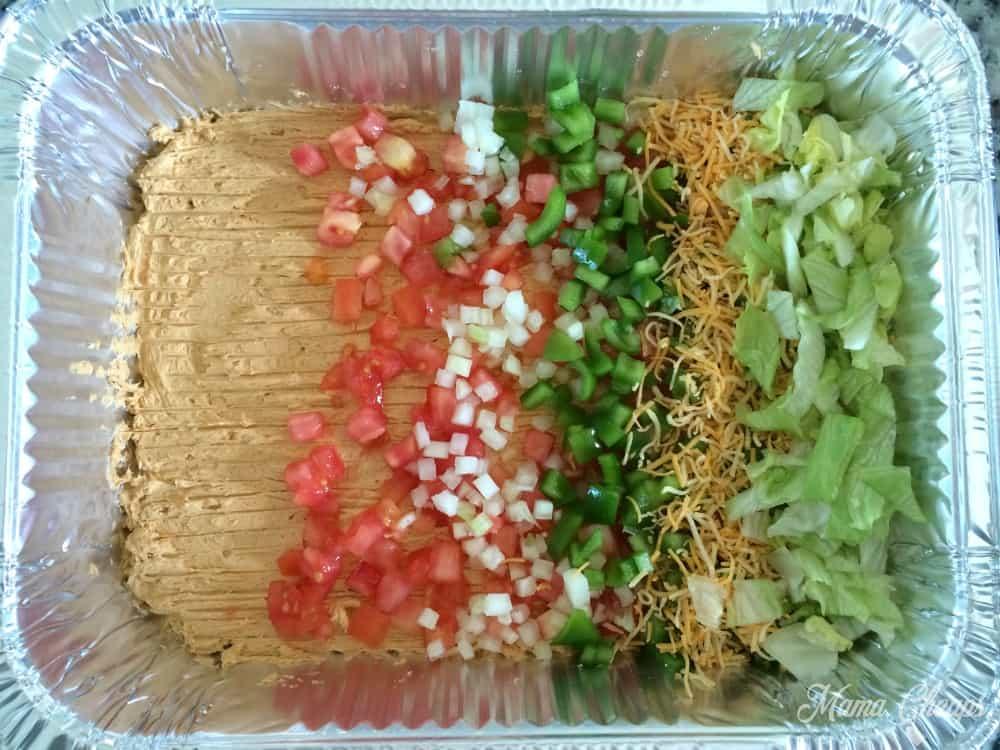 6 Layer Taco Dip