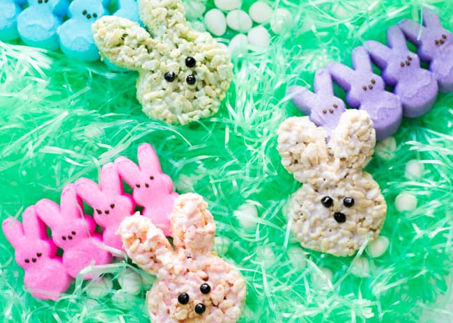 Easter-Rice-Krispies-with-Peeps