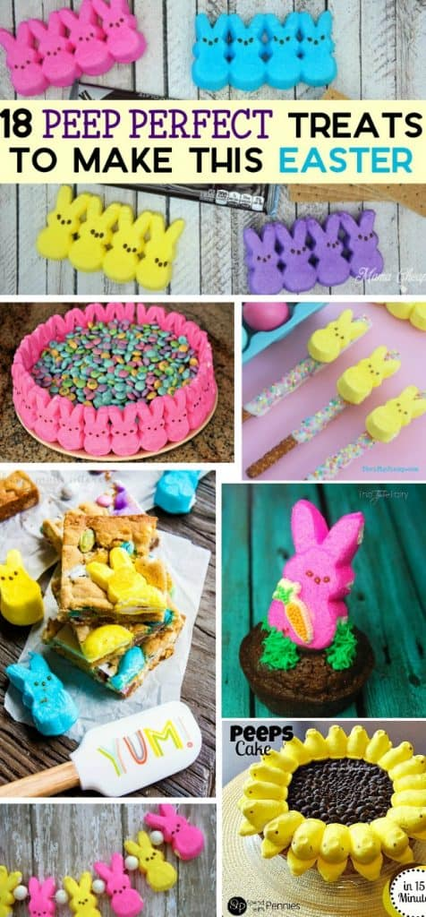 Perfect Peeps Treats