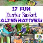 17 Fun Easter Basket Alternatives!