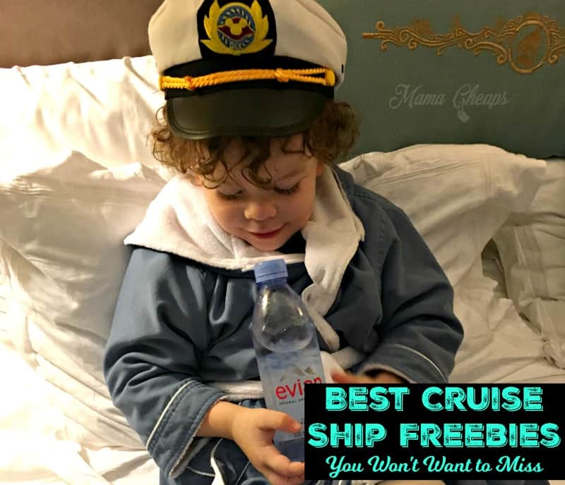 Best Cruise Ship Freebies
