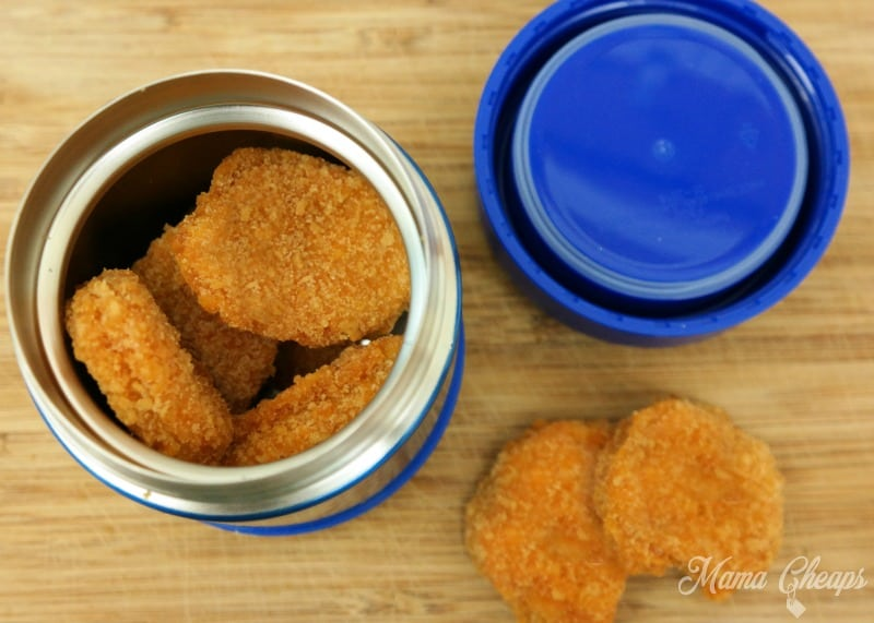 Hot Lunch Ideas for Thermos Funtainers
