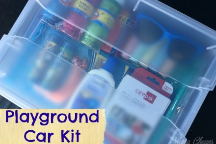 DIY Playground Car Kit