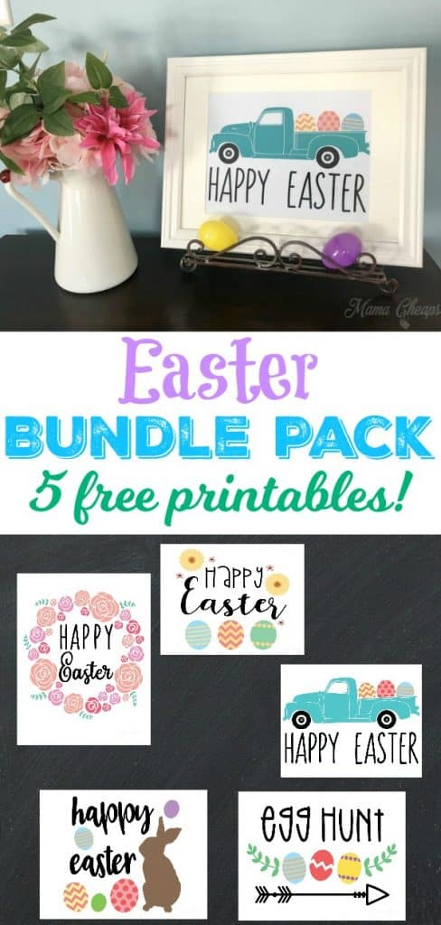 Easter Prints Bundle Pack