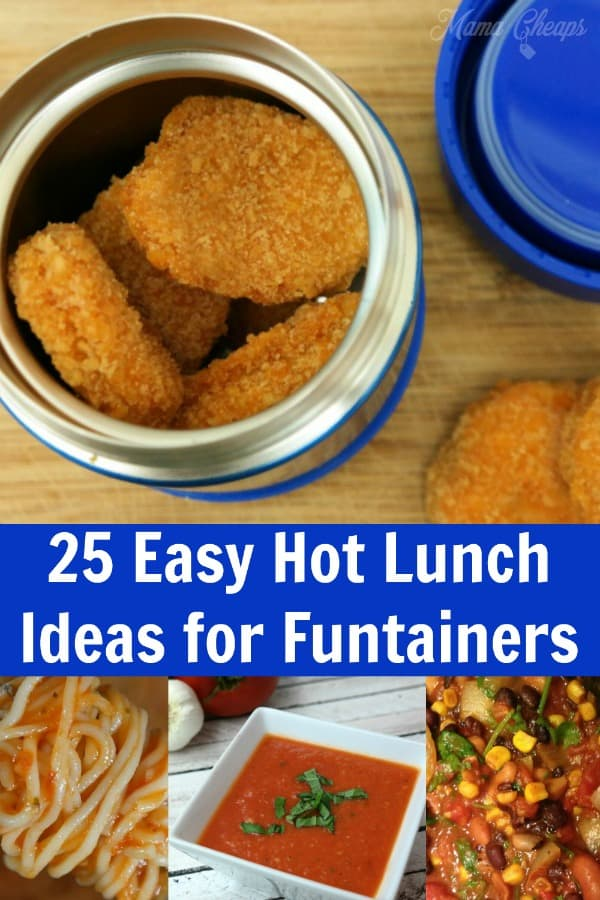 Funtainer Hot Lunch Ideas PIN 2