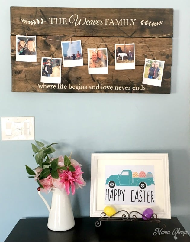 Happy Easter Wall