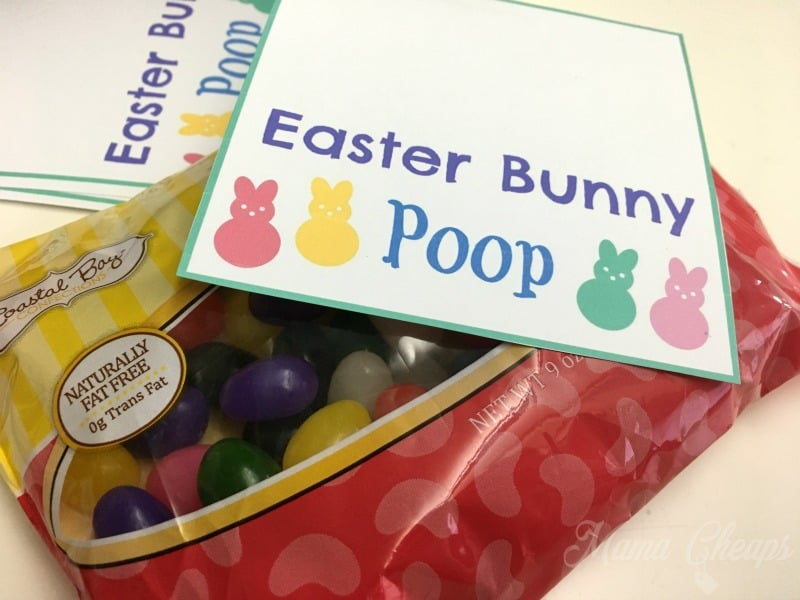 Jelly Beans Easter Poop