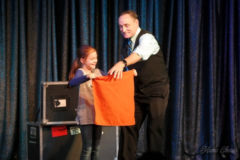 Cruise Ship Magician