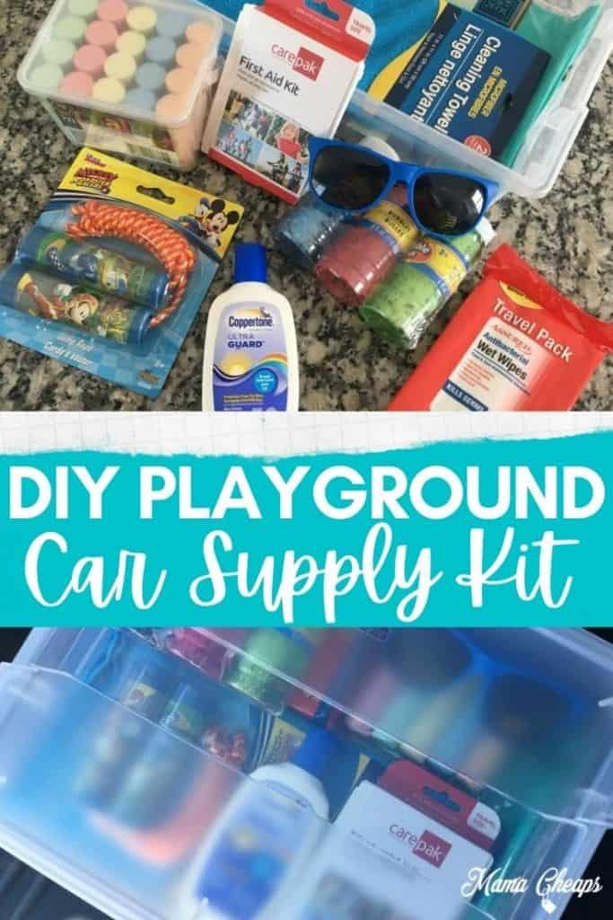 Playground Car Kit PIN