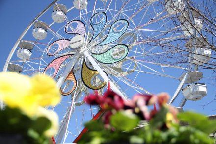 Springtime in Hersheypark