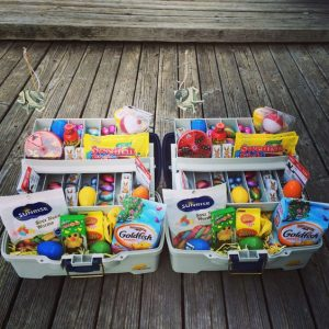 Tackle Box Easter Basket