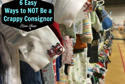 6 Easy Ways to NOT Be a Crappy Consignor