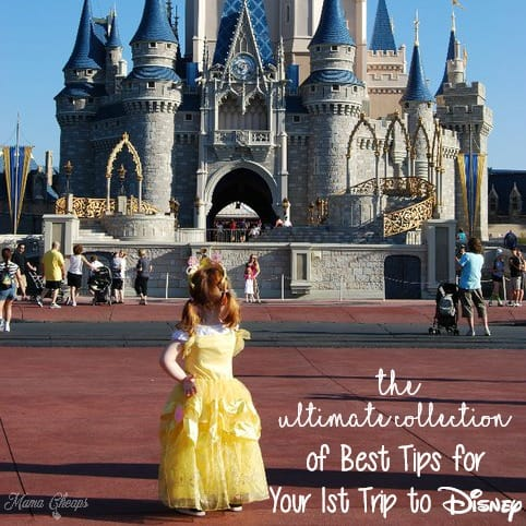 best Tips for Your 1st Trip to Disney
