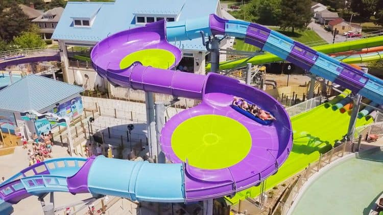 Hersheypark Boardwalk Unveils 2 New Water Slides Ticket