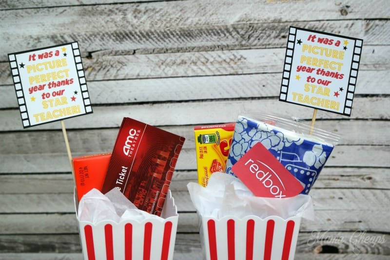 Star Teacher Movie Gifts