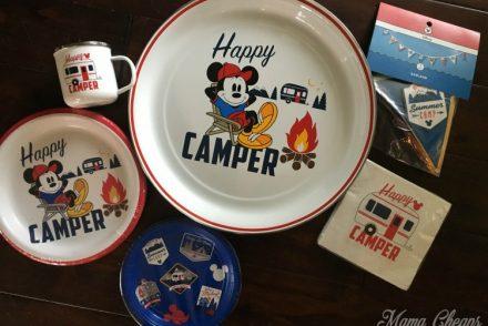 Disney Happy Camper Line at Target