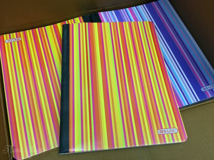 Wholesale composition notebooks