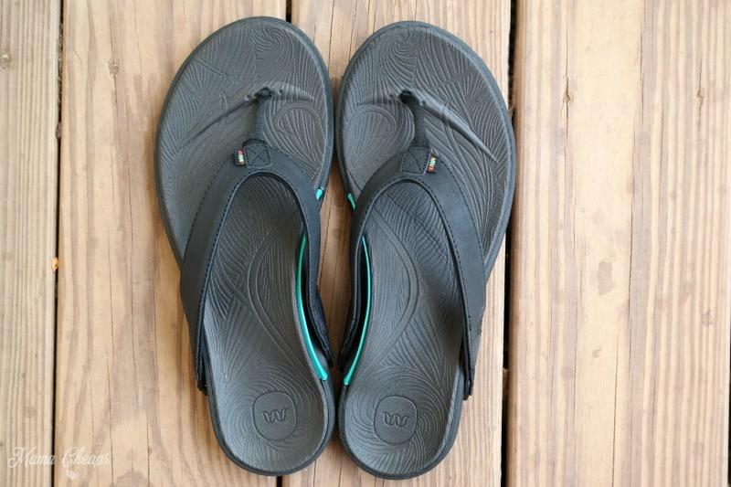 Wiivv Sandals New