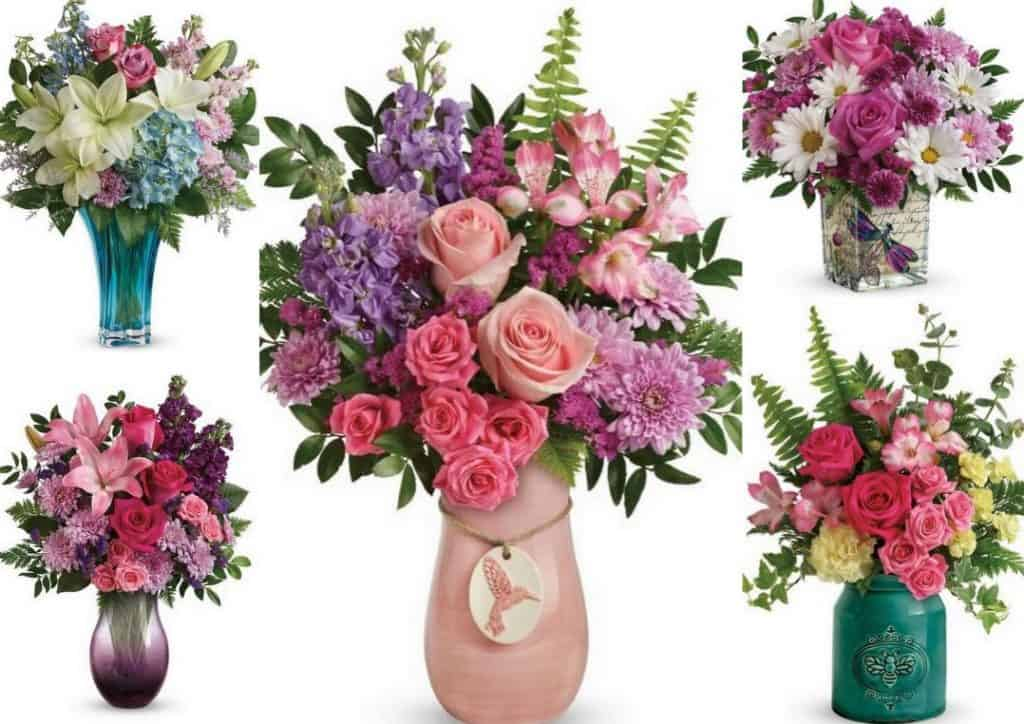 teleflora flowers mothers day