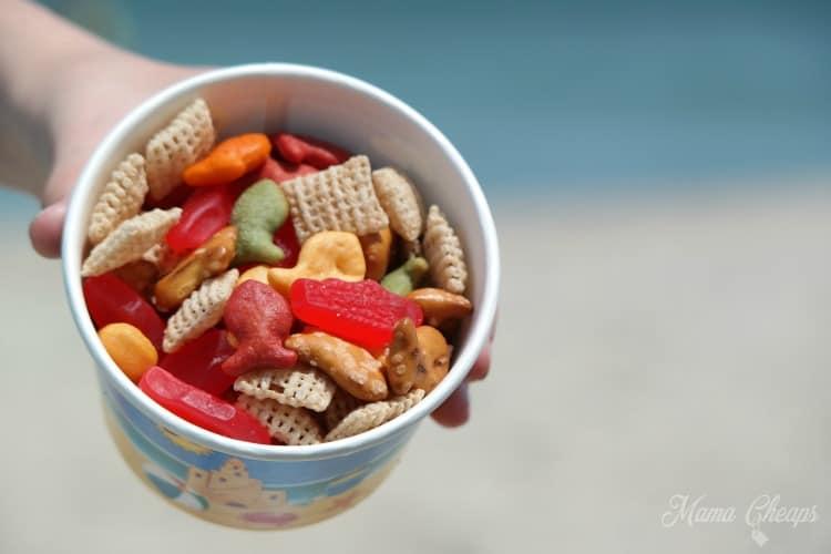 Beach Snack Mix