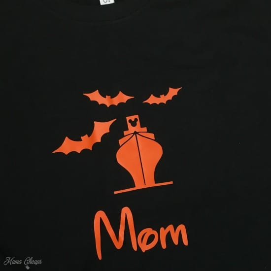 Black Halloween on High Seas Shirt Square 2